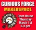 1st Thursday Open House At The Forge!