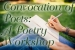 Convocation Of Poets: A Poetry Workshop