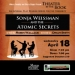 Sonja Weissman And The Atomic Secrets - Theater By The Book Is Presented