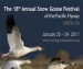 18th Annual Snow Goose Festival Of The Pacific Flyway