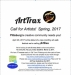 Call For Artists - Arttrax Pittsburg, California