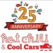 25th Anniversary Hot Chili & Cool Cars - 2018