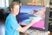 Jim Tyler: ´painting Big Sur With Pastels´
