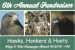 Hawks, Honkers & Hoots 6th Annual Fundraiser